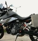 Soporte maletas Holan para KTM 990 SMT