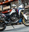Rack de Maletas Outback Motortek para Honda Africa Twin CRF 1000