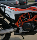 Rack de maletas Outback Motortek para KTM 690 Enduro R