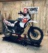 Kit de guardabarros alto Camel Adv para Yamaha Tenere 700