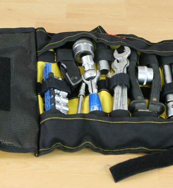 Rollo porta herramientas TwinTrail Tool Roll