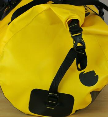 Bolsa de equipaje TwinTrail Explore 40L Waterproof