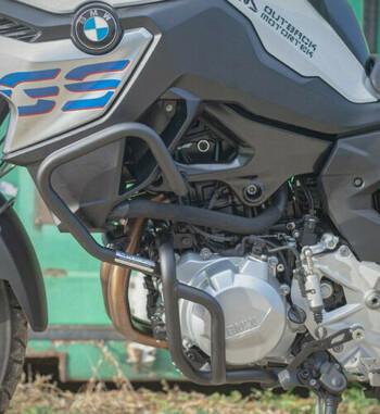 Barras de defensa Outback Motortek para BMW F850GS F750GS