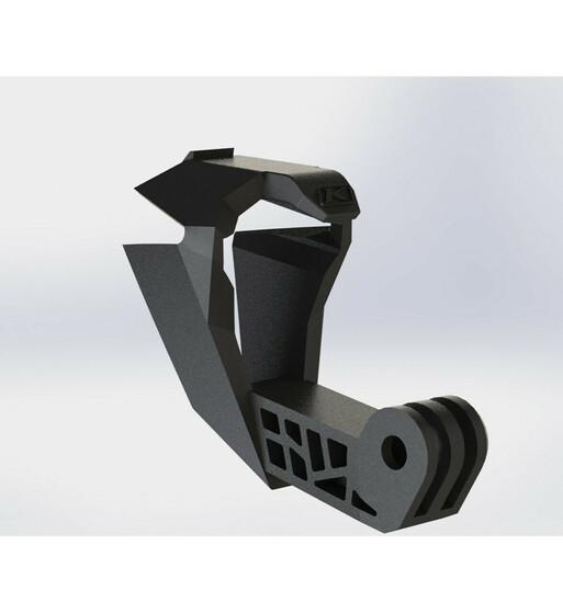 Soporte de GoPro para casco KLiM F3 y F3 Carbon