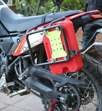 Accesorio RotoPax para Rack de Maletas Outback