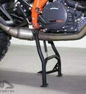 KTM 790 Adventure R – Caballete central