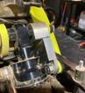 Refuerzo soporte superior amortiguador para BMW F800GS