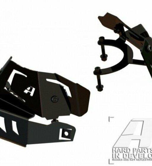 Protector de inyectores AltRider para BMW R 1200 GS LC