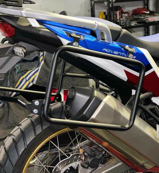 Soportes de Maletas Outback Motrotek --Honda CRF1100L Africa Twin
