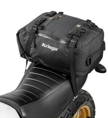 Bolsa de equipaje de moto Kriega US-20 DryPack Cordura