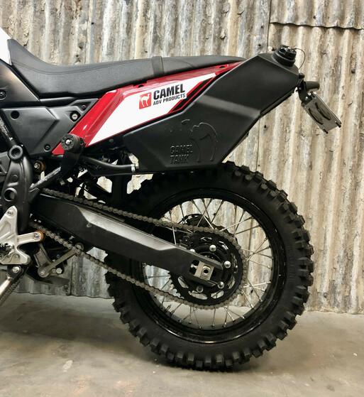 Deposito Auxiliar de Combustible para Yamaha T700