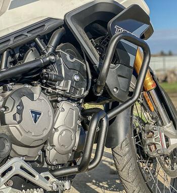 Barras de Defensa -- Triumph Tiger 900