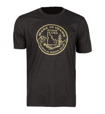 Camiseta KLiM Made In Idaho