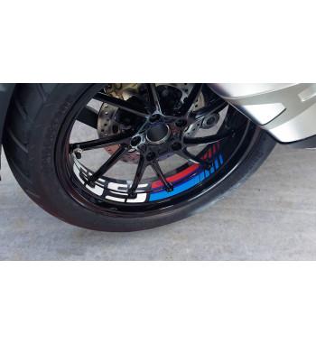 Vinilo decorativo para llanta de palos BMW R1200/R1250 GS