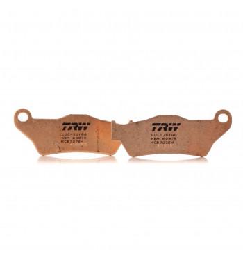Pastillas de freno Sinterizadas TRW para 1200GS LC