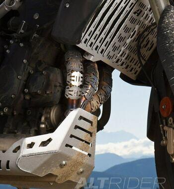 Protector de colector AltRider para Triumph Tiger 800