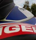 Kit Adhesivos vinilo Uniracing para Triumph Tiger 800