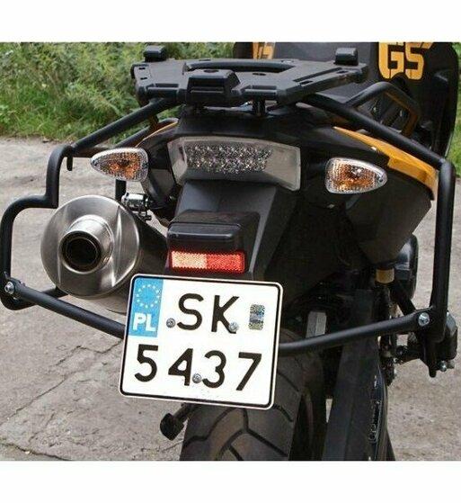 Rack Holan de maletas OEM BMW 1200 para BMW F800GS