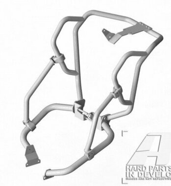 Barras de protección AltRider para Honda CRF 1000 Africa Twin
