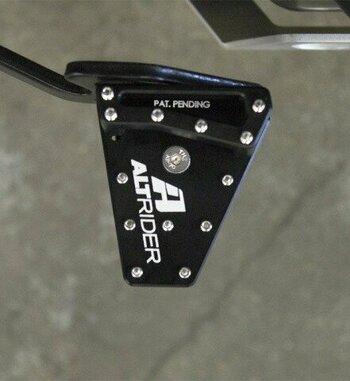 Extensión de pedal de freno DualControl de AltRider para Triumph Tiger 800/1200