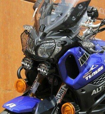 Protector de faro AltRider para Yamaha XT 1200 Z Super Ténéré