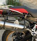 Soporte maletas Holan Pro para BMW F750GS y F850GS