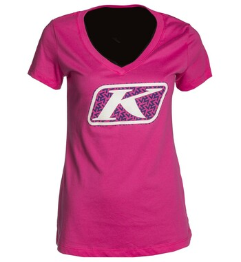 Razor Graphic V-Neck T
